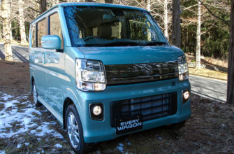 Suzuki EveryWagon